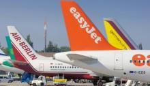 Low Cost Carrier wie easyJet, Germanwings, Aer Lingus und Air Berlin bieten eine Vielzahl an Flugverbindungen auf dem Airport Schönefeld an.